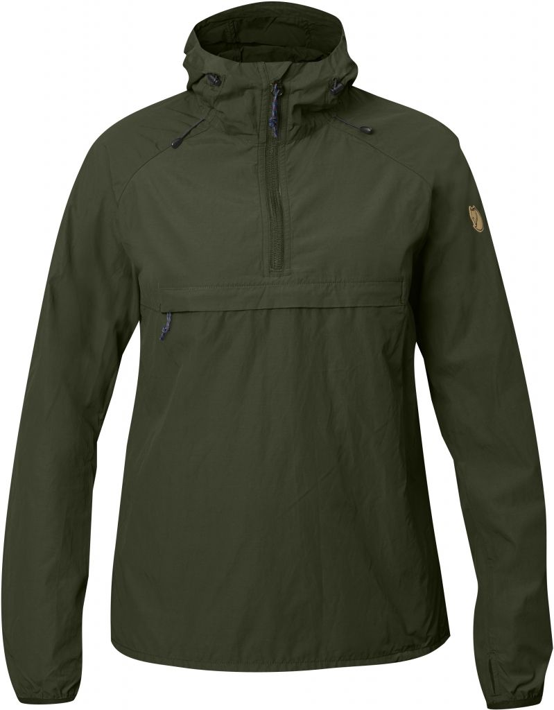 FjallRaven High Coast Wind Anorak W Olive-30