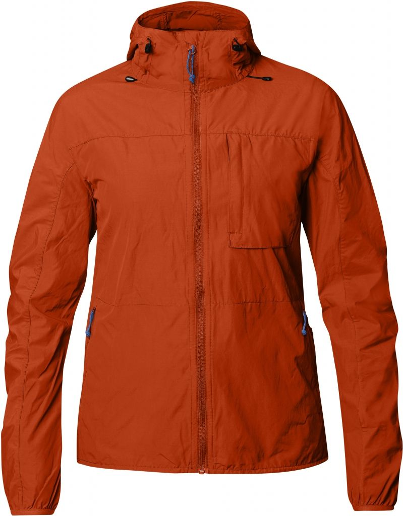 FjallRaven High Coast Wind Jacket W Flame Orange-30
