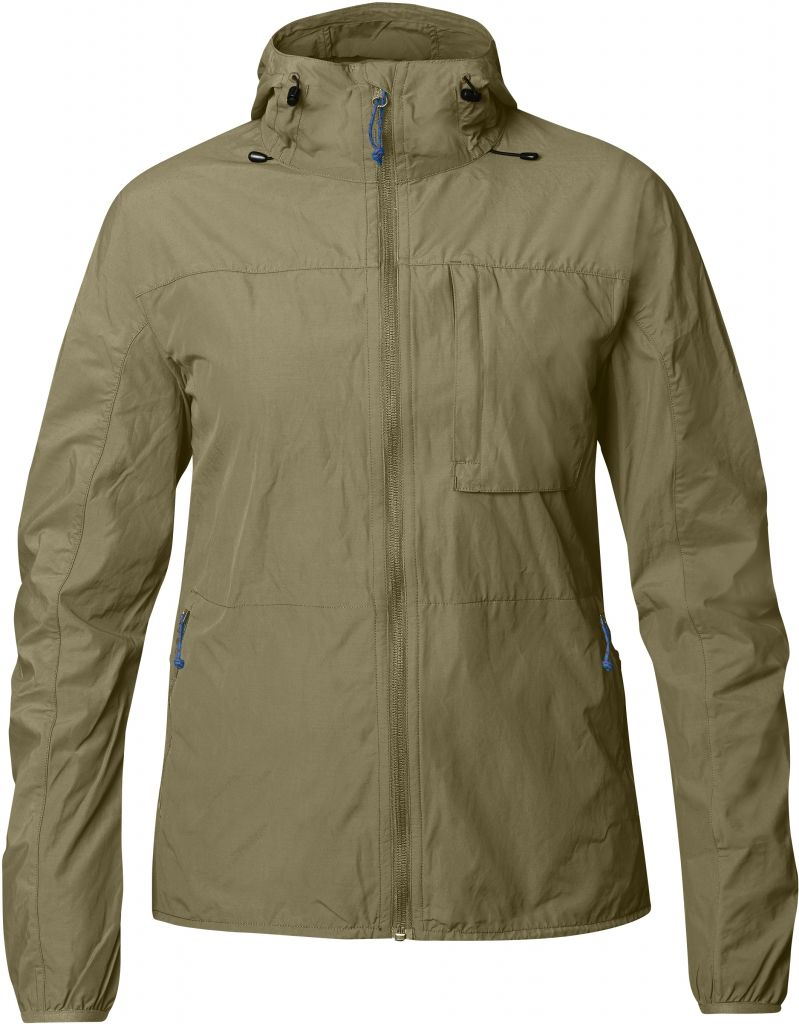 FjallRaven High Coast Wind Jacket W Cork-30