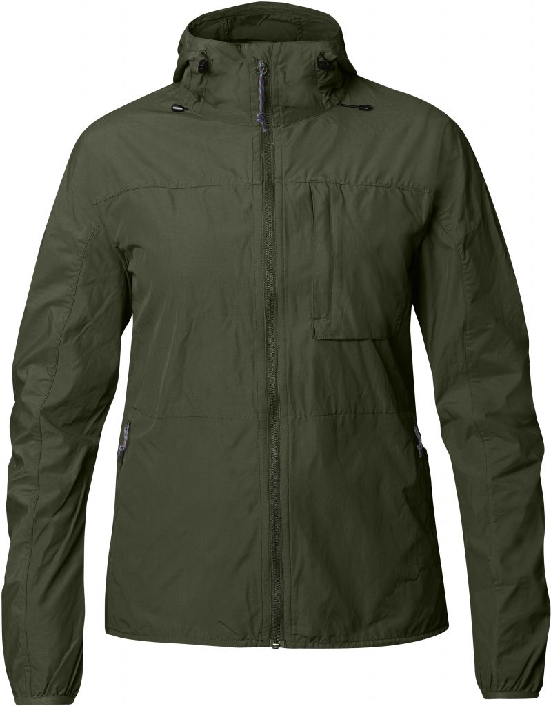 FjallRaven High Coast Wind Jacket W Olive-30