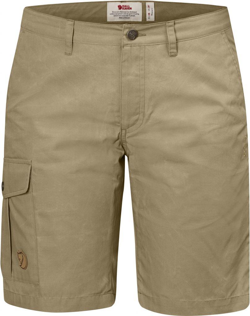 FjallRaven Övik Shorts W Sand-30