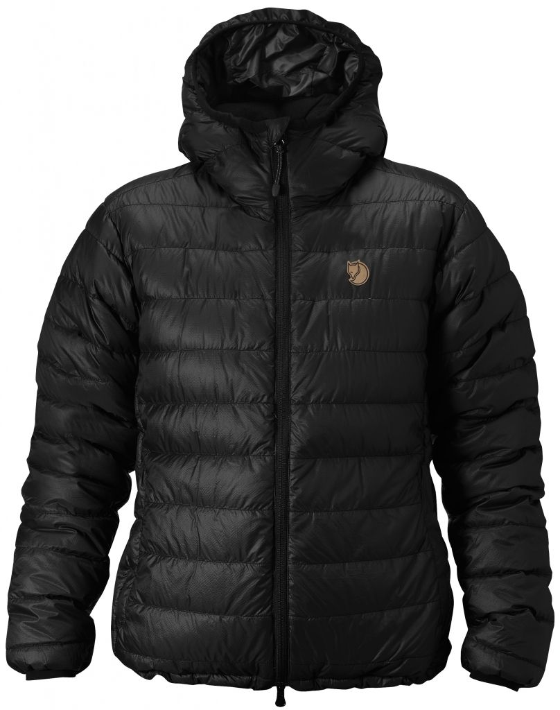 FjallRaven Pak Down Jacket W. Black-30