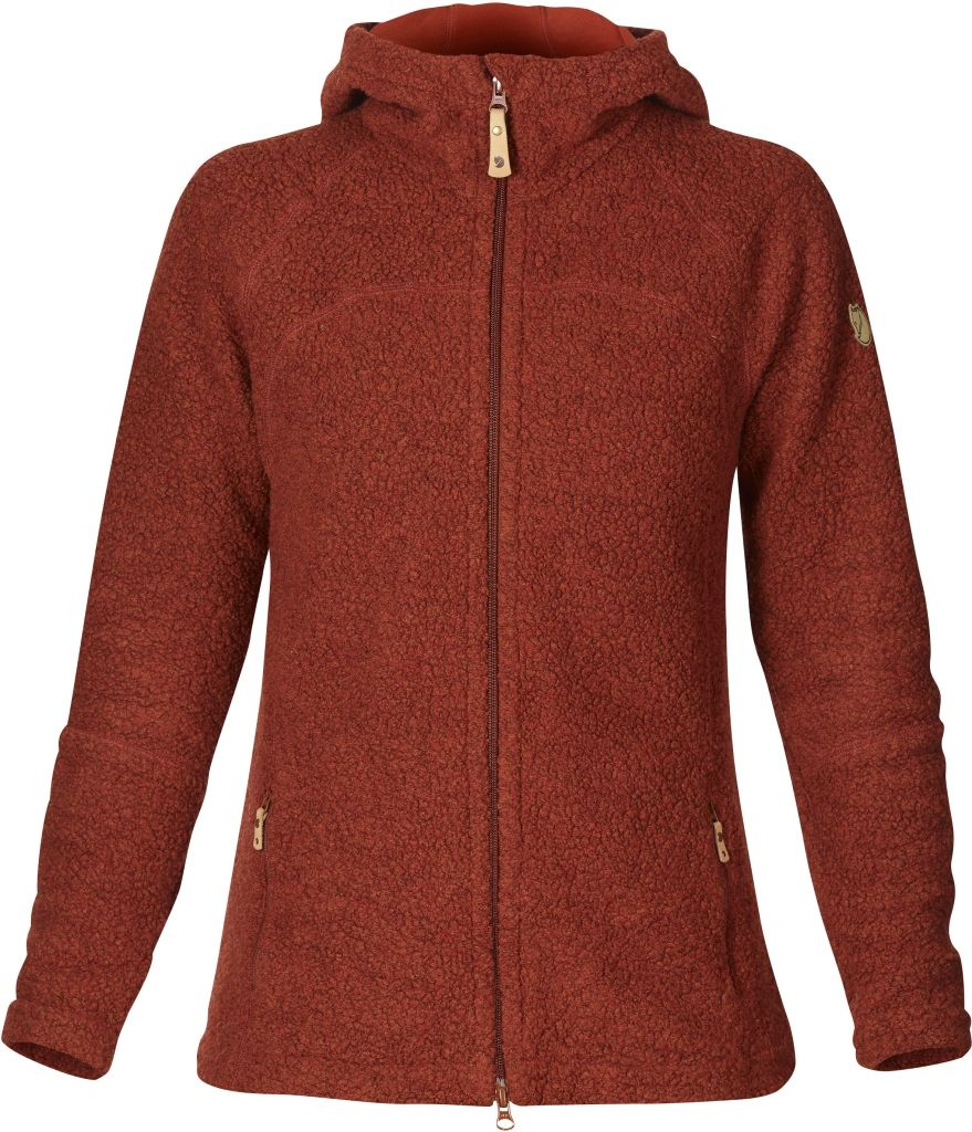 FjallRaven Kaitum Fleece Autumn Leaf-30