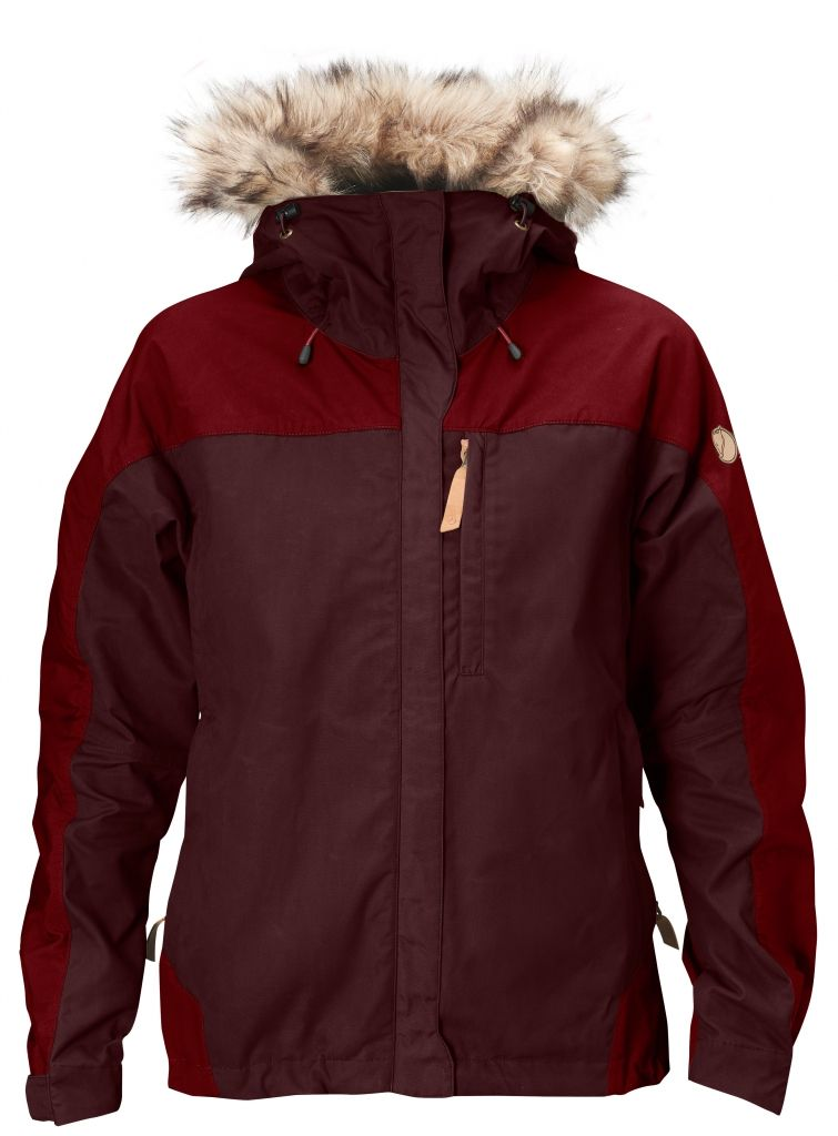 FjallRaven Singi Jacket W. Port-30