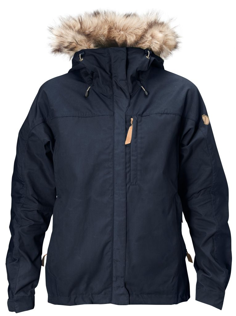 FjallRaven Singi Jacket W. Dark Navy-30