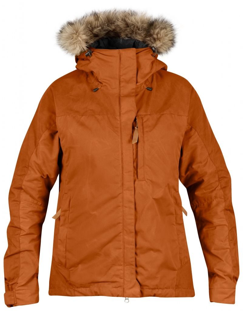 FjallRaven Singi Loft Jacket W. Autumn Leaf-30