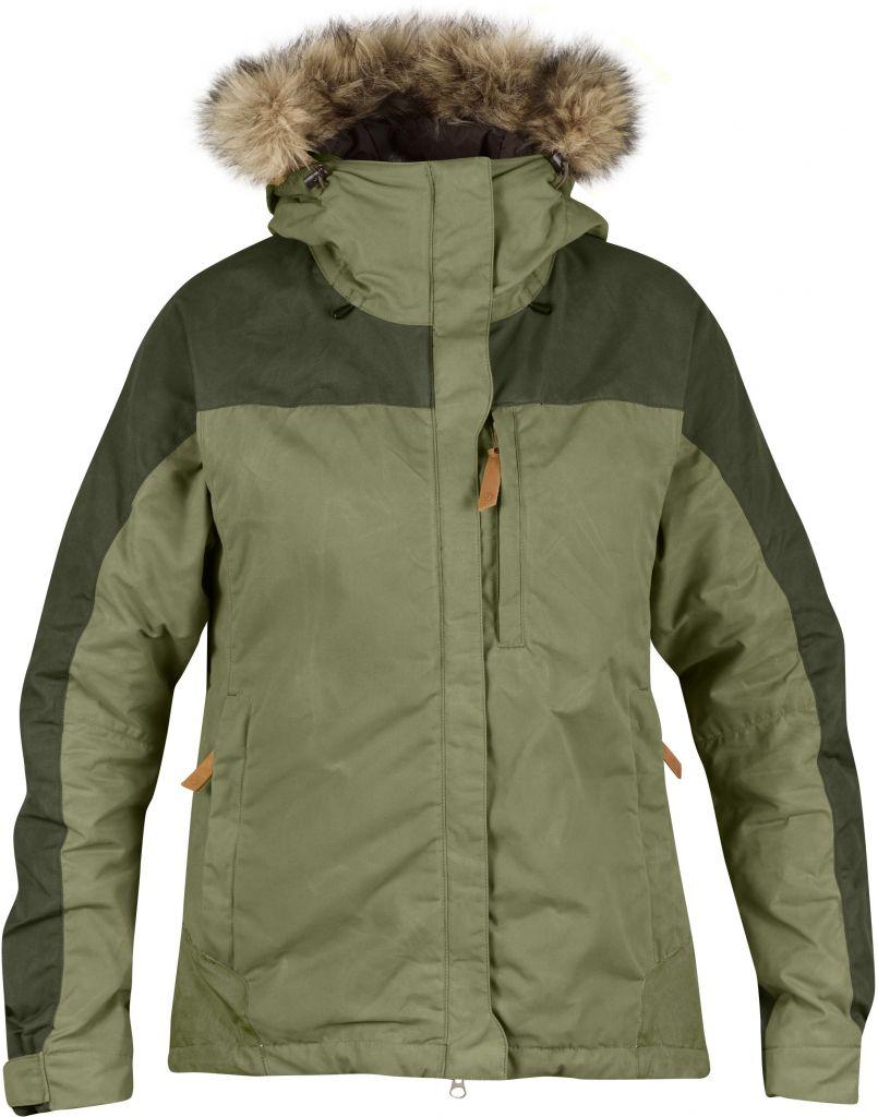FjallRaven Singi Loft Jacket W. Green-30
