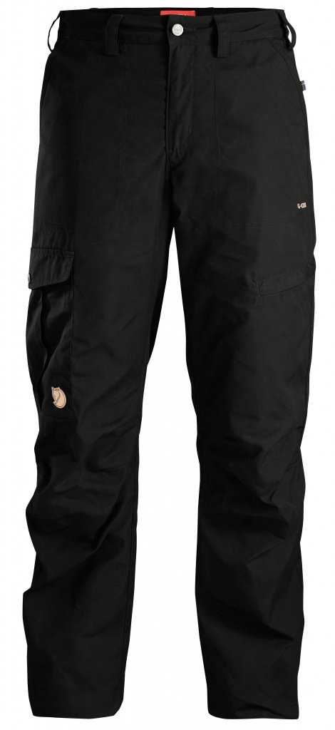 FjallRaven Salka Trousers Black-30