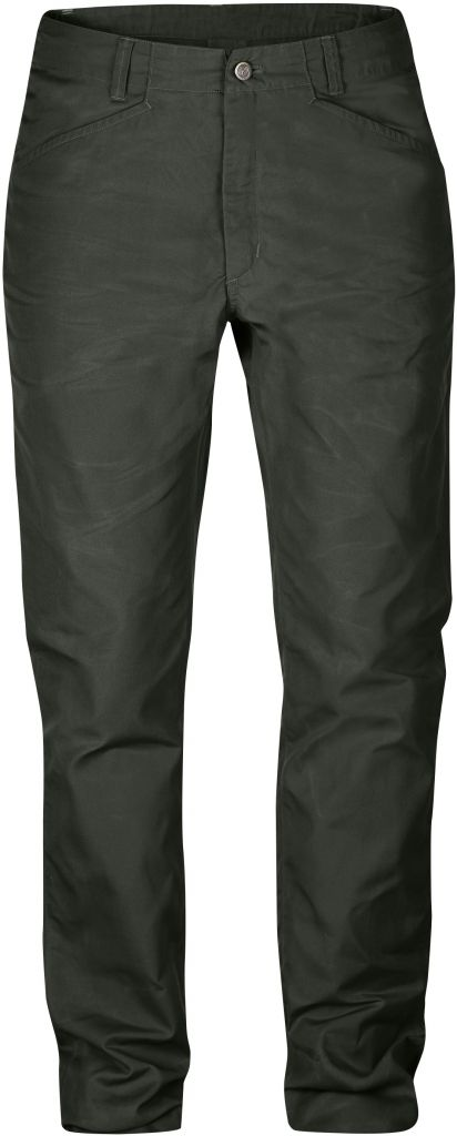 FjallRaven Kiruna Trousers W. Mountain Grey-30