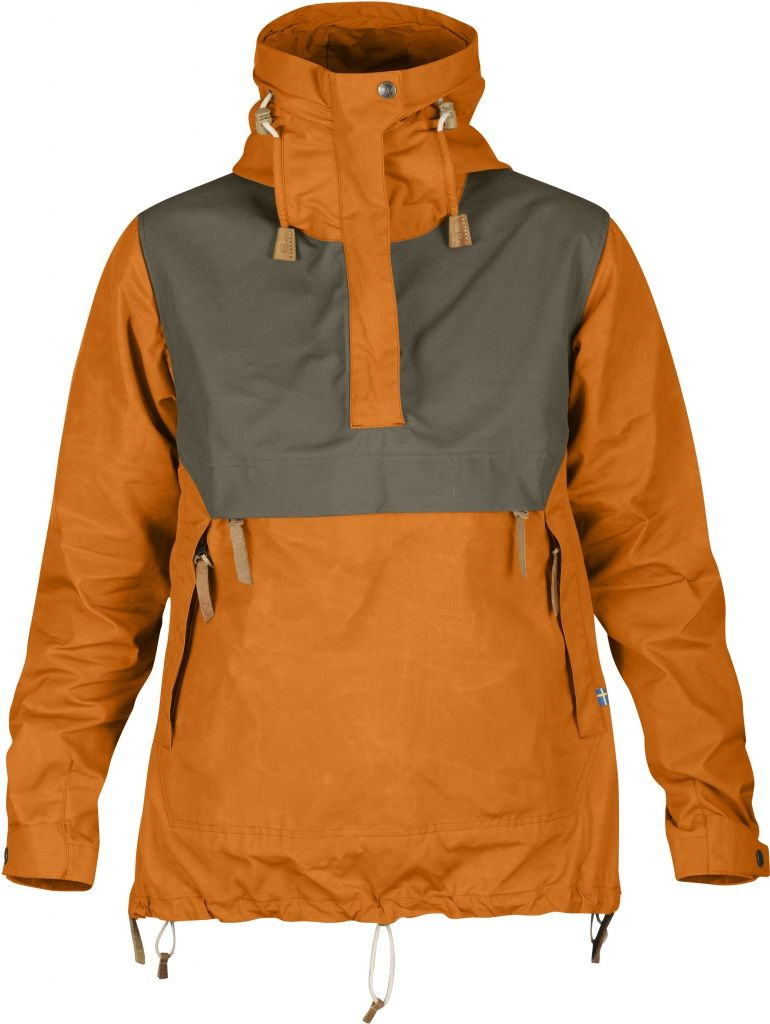 FjallRaven Anorak No.8 W Burnt Orange-30