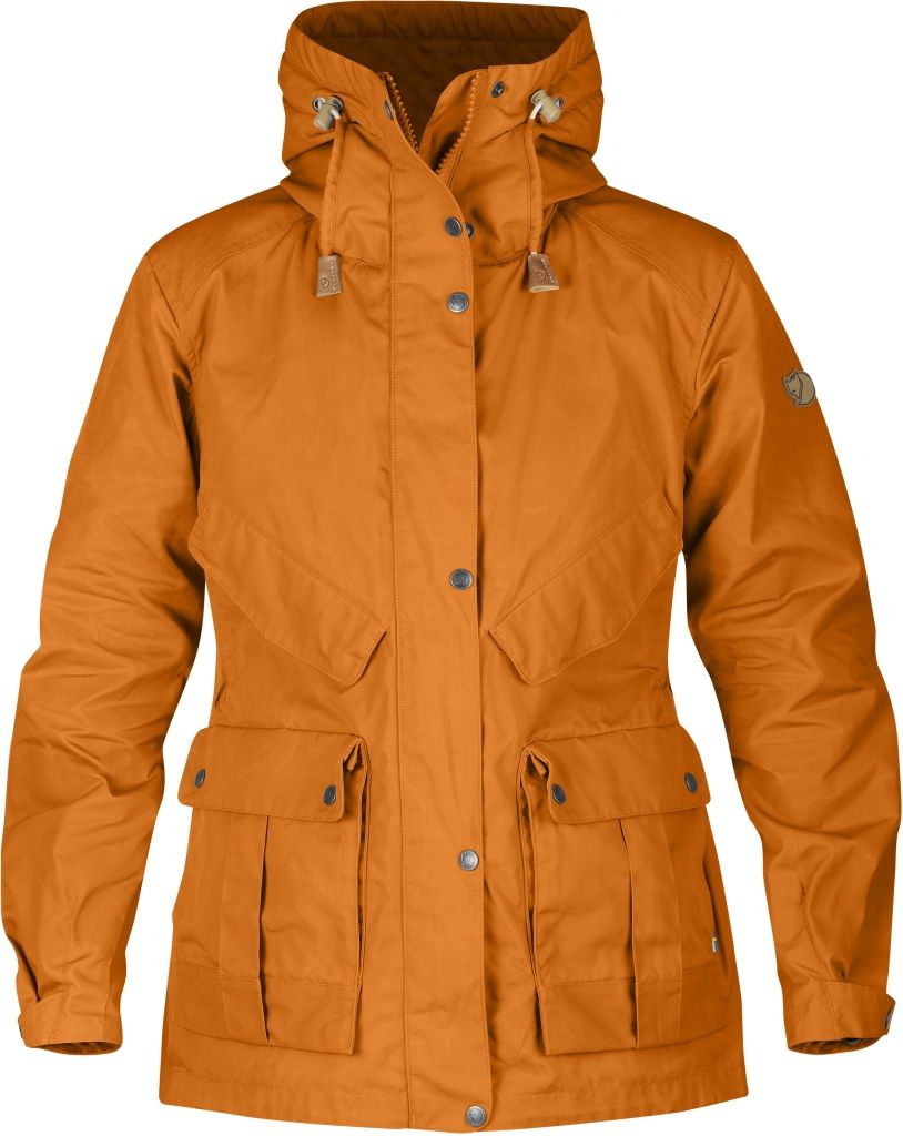 FjallRaven Jacket No.68 W Burnt Orange-30