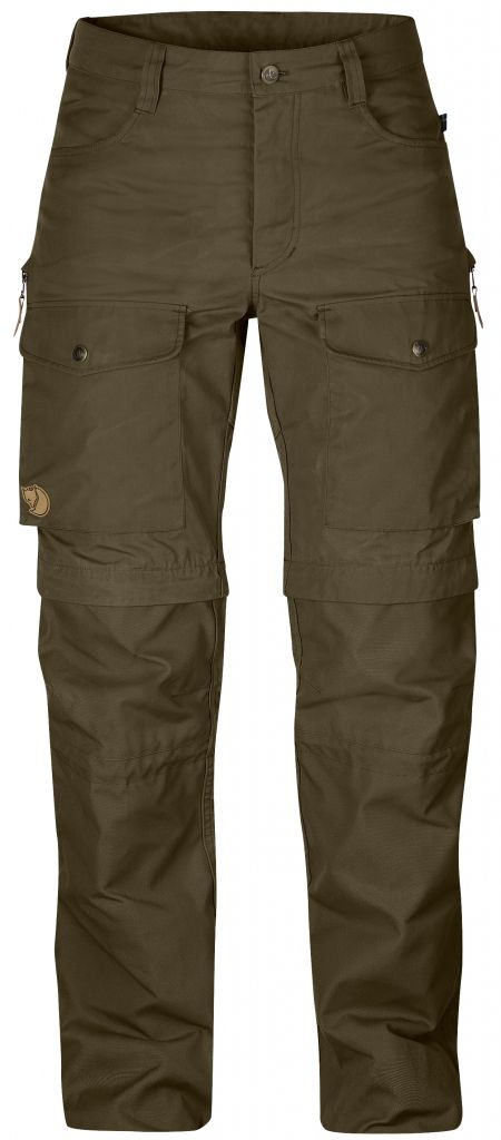 FjallRaven Gaiter Trousers No.1 W Dark Olive-30