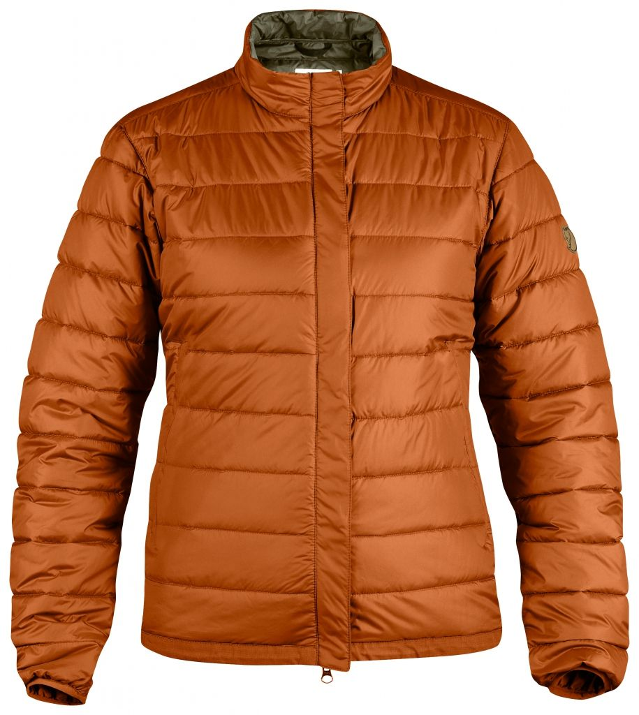 FjallRaven Keb Loft Jacket W. Autumn Leaf-30