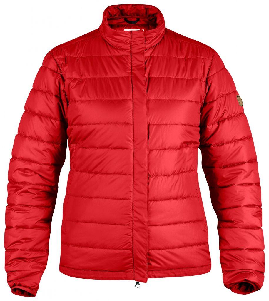 FjallRaven Keb Loft Jacket W. Red-30