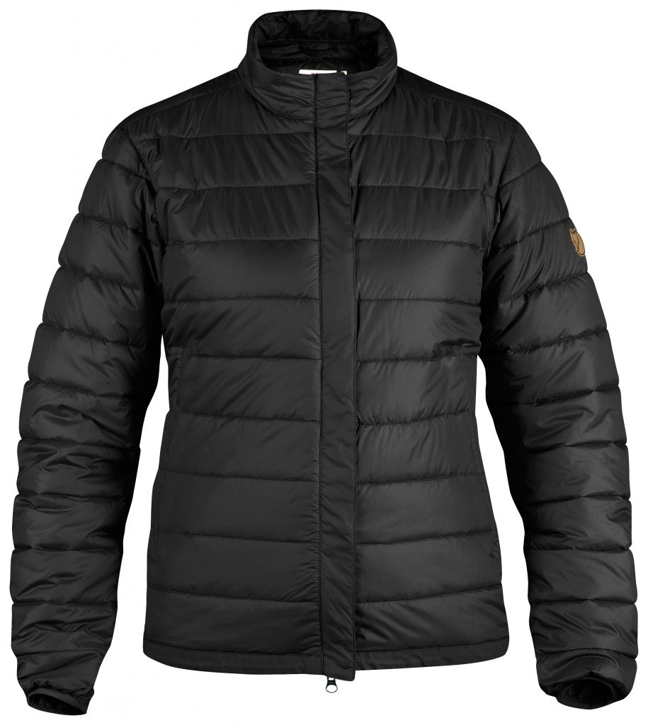 FjallRaven Keb Loft Jacket W. Black-30