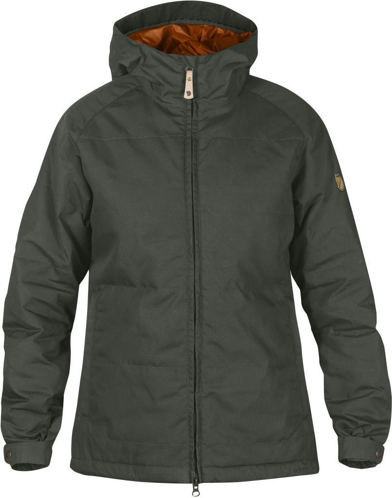 FjallRaven Övik Loft Jacket W. Mountain Grey-30