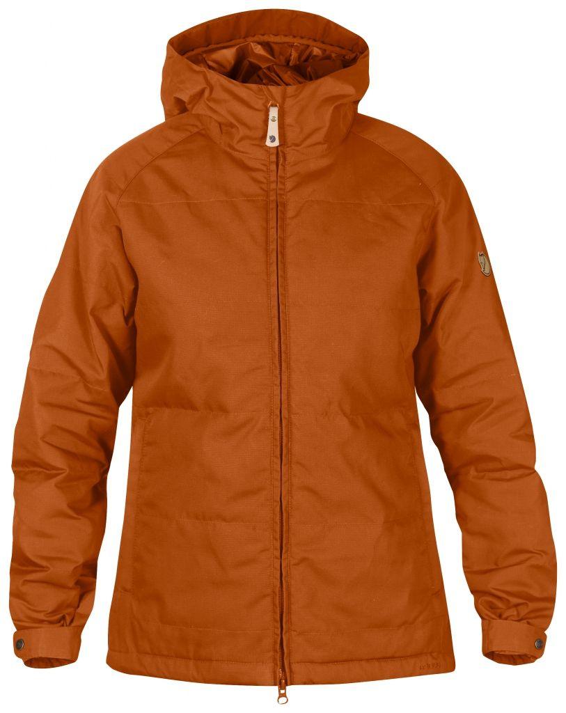 FjallRaven Övik Loft Jacket W. Autumn Leaf-30