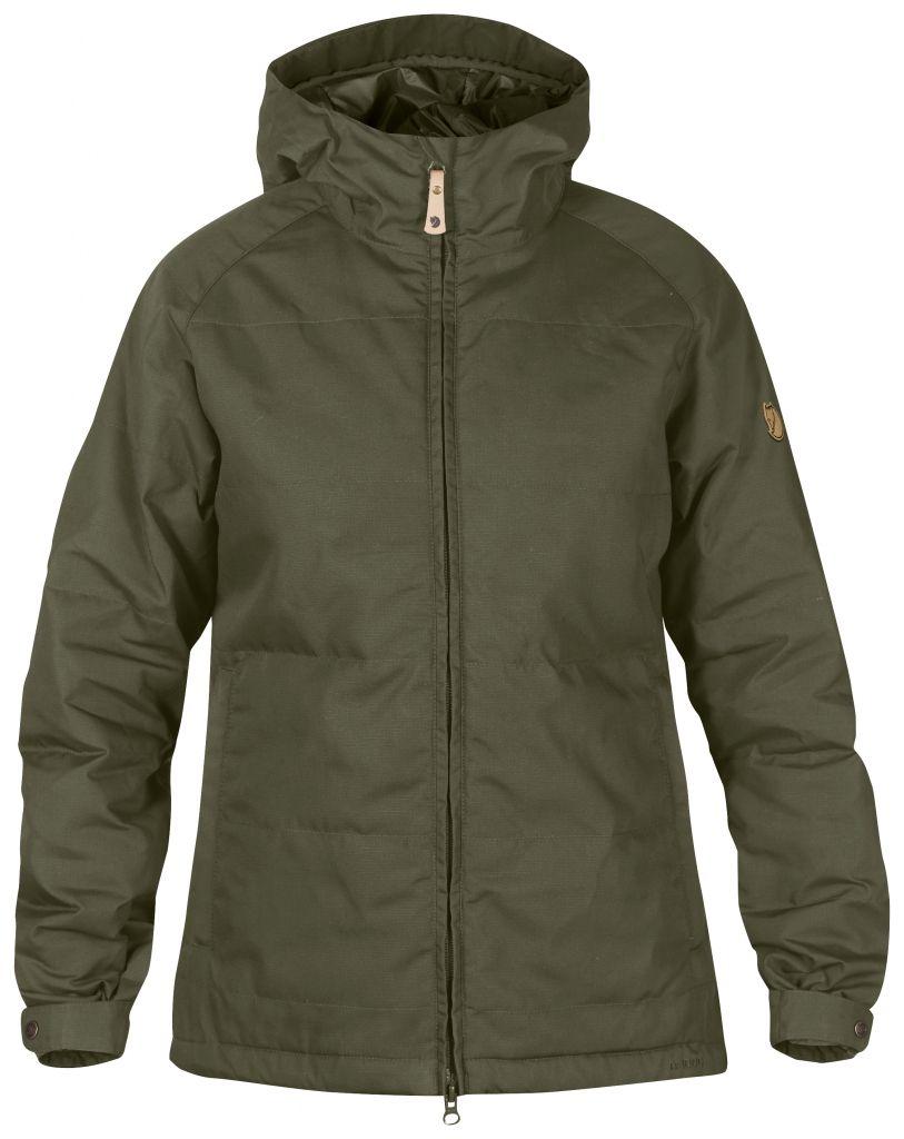 FjallRaven Övik Loft Jacket W. Tarmac-30
