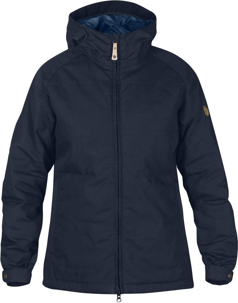 FjallRaven Övik Loft Jacket W. Dark Navy-30