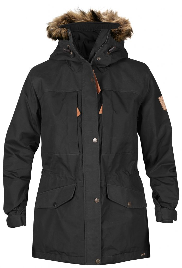 FjallRaven Sarek Winter Jacket W. Dark Grey-30