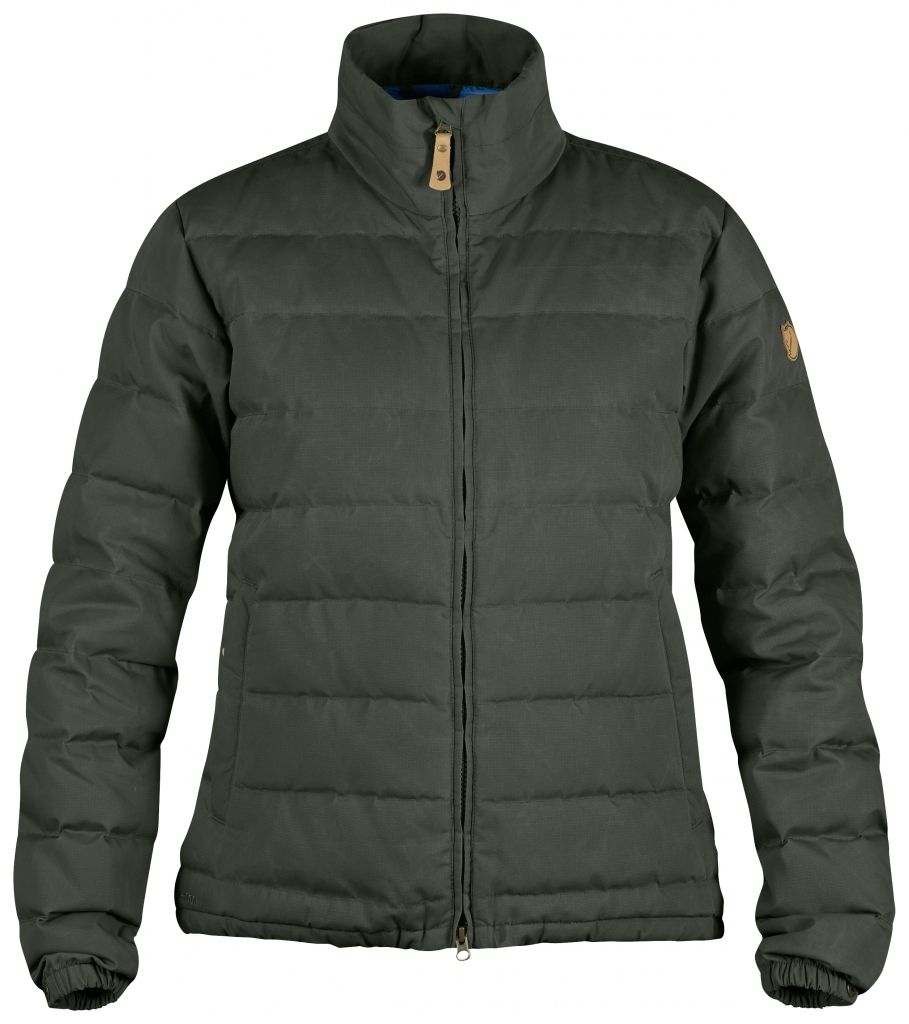 FjallRaven Övik Lite Jacket W. Mountain Grey-30