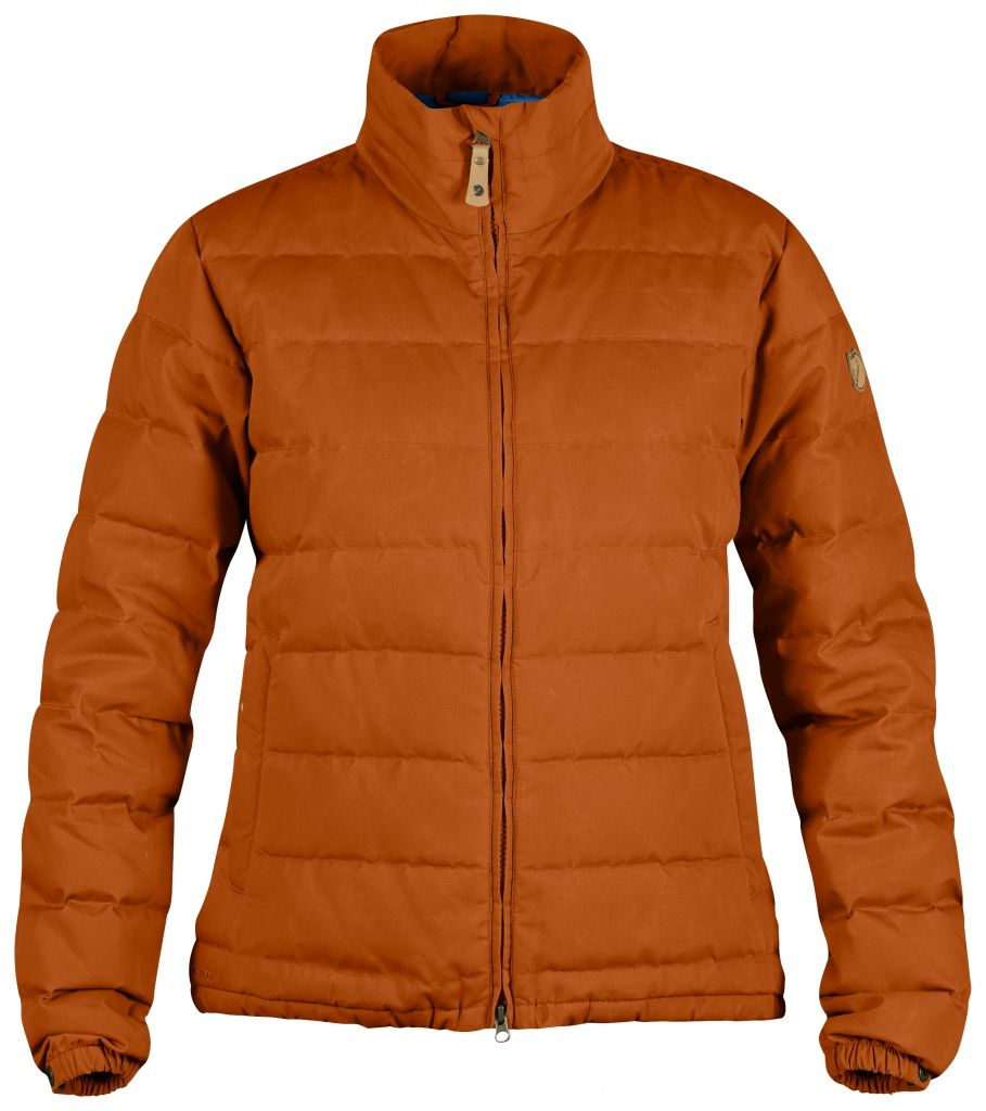 FjallRaven Övik Lite Jacket W. Autumn Leaf-30