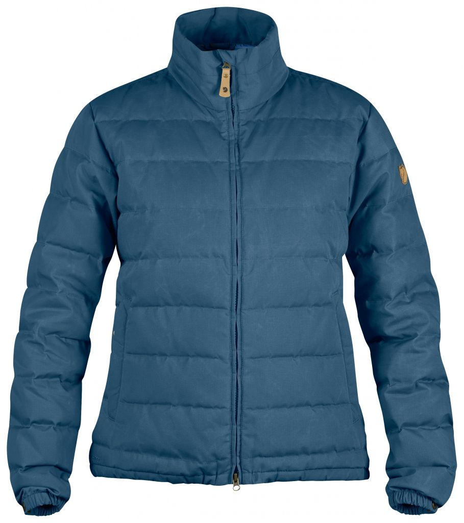FjallRaven Övik Lite Jacket W. Uncle Blue-30