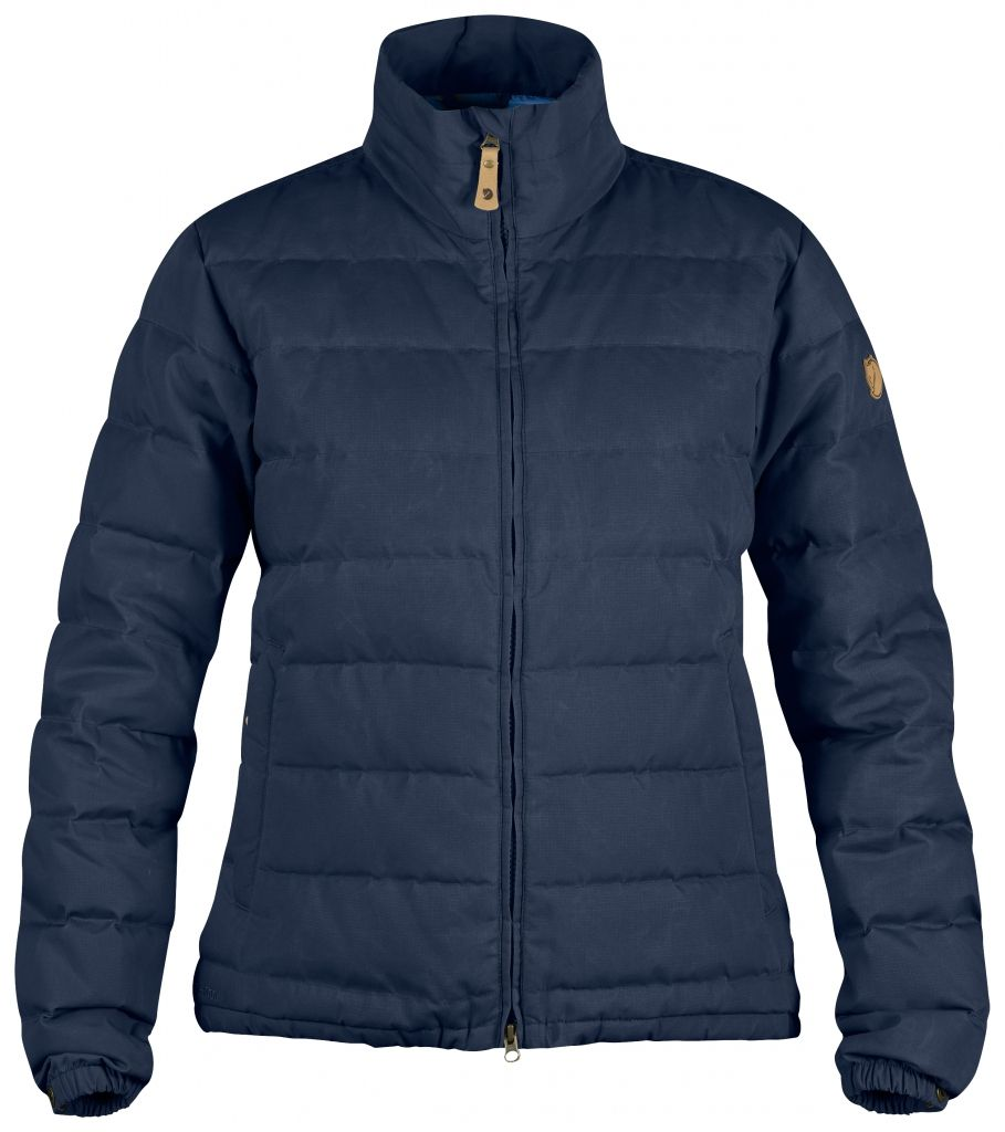 FjallRaven Övik Lite Jacket W. Dark Navy-30