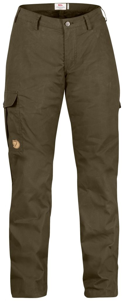 FjallRaven Övik Winter Trousers W. Dark Olive-30