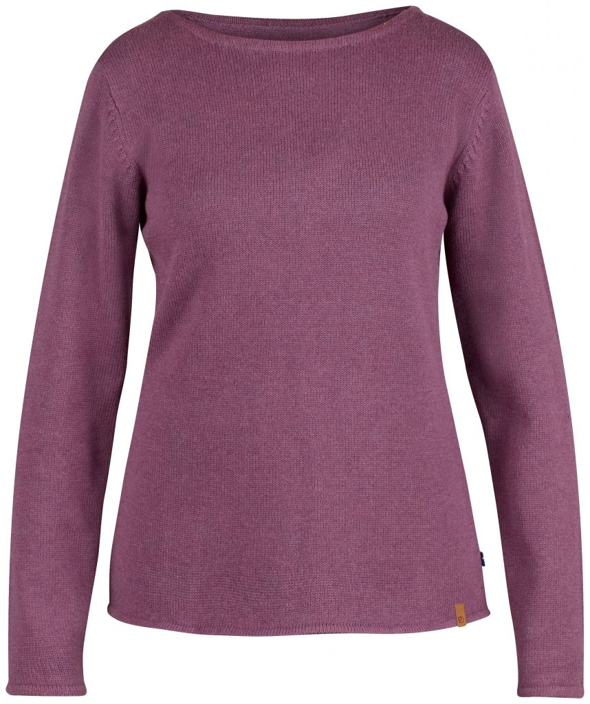 FjallRaven Kiruna Knit Sweater W. Wild Ginger-30