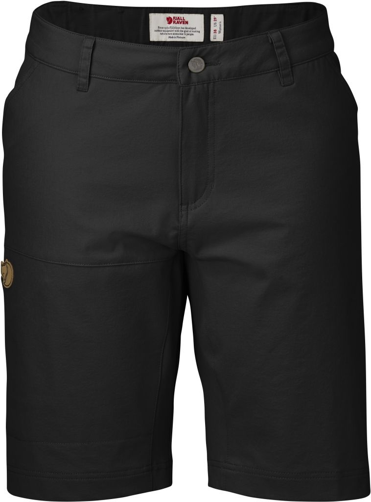 FjallRaven Abisko Lite Shorts W Dark Grey-30