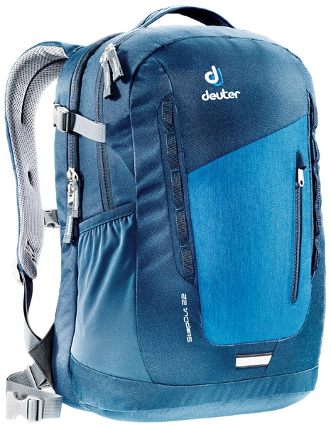 Deuter - StepOut 22 bay dresscode-midnight - Daypacks -