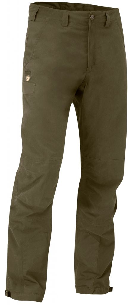 FjallRaven Timber Buck Trousers Dark Olive-30