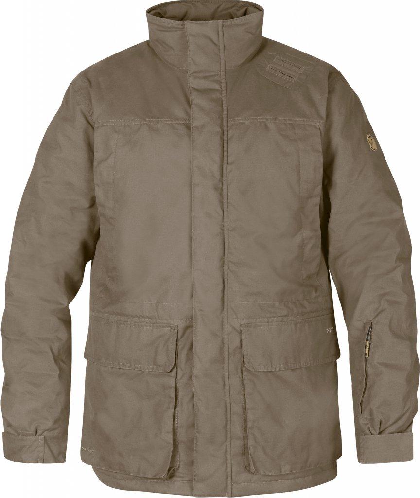 FjallRaven Brenner Pro Padded Jacket Taupe-30
