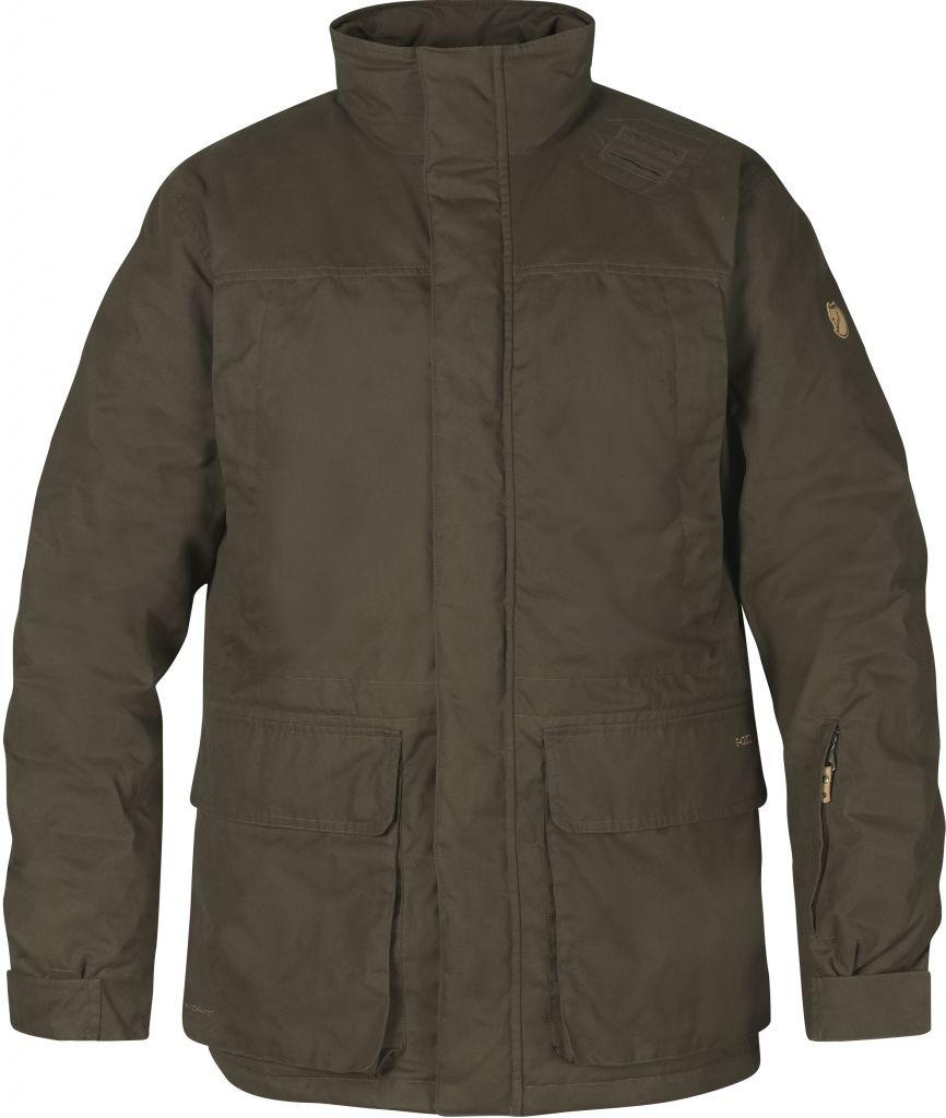 FjallRaven Brenner Pro Padded Jacket Dark Olive-30