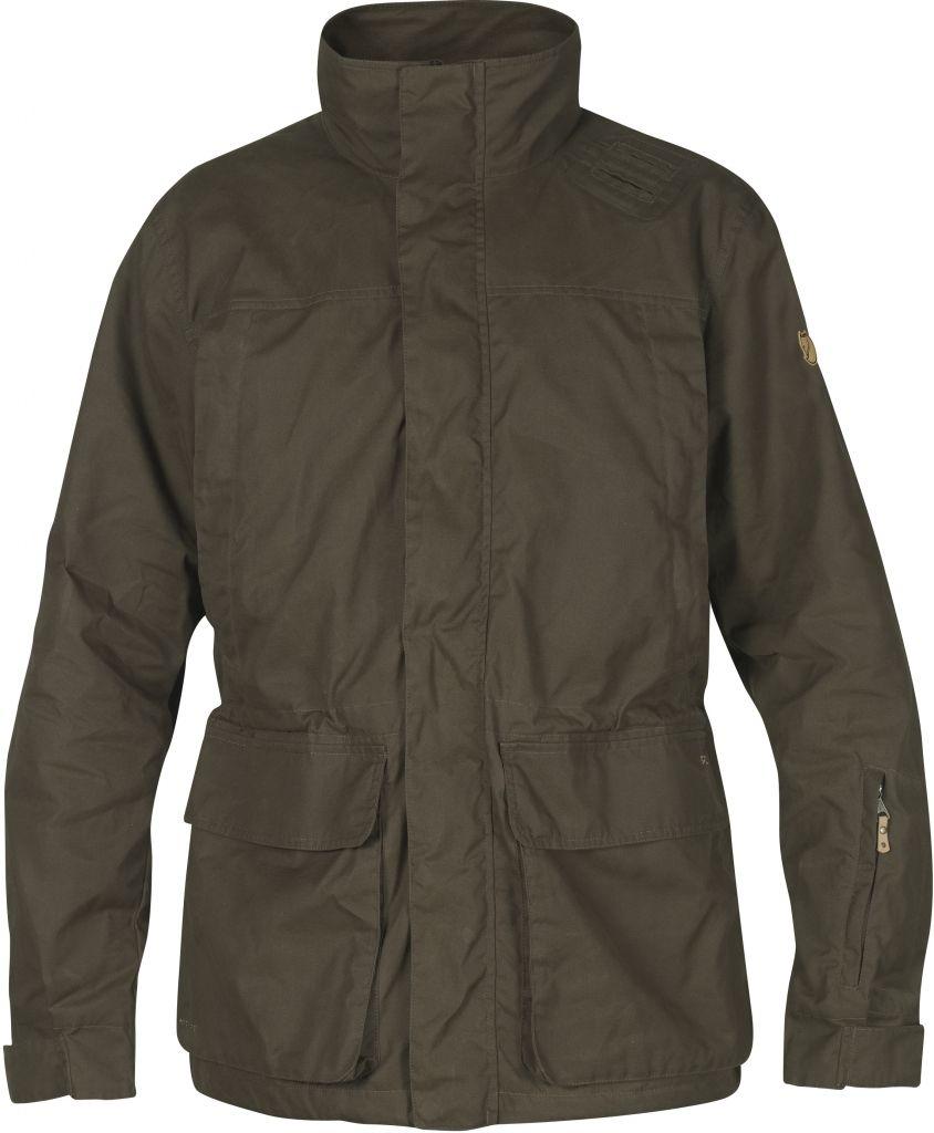 FjallRaven Brenner Pro Jacket Dark Olive-30