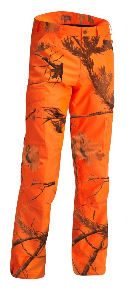 FjallRaven Björn Safety Trousers Safety Orange-30