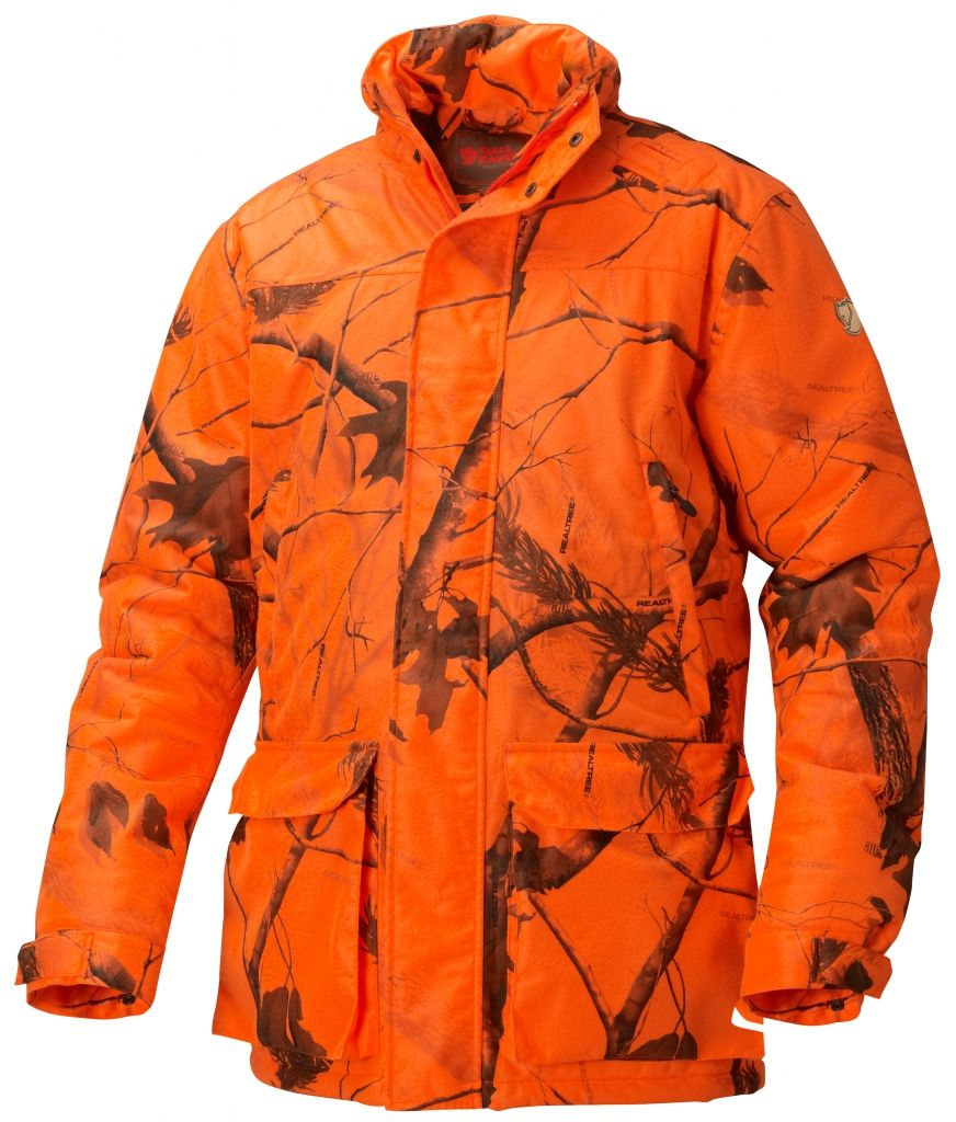 FjallRaven Björn Safety Padded Jacket Safety Orange-30