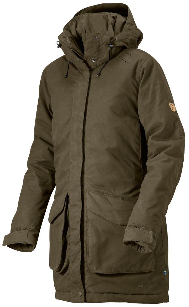 FjallRaven Högvilt Jacket Dark Olive-30