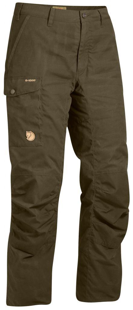 FjallRaven Högvilt Trousers Dark Olive-30