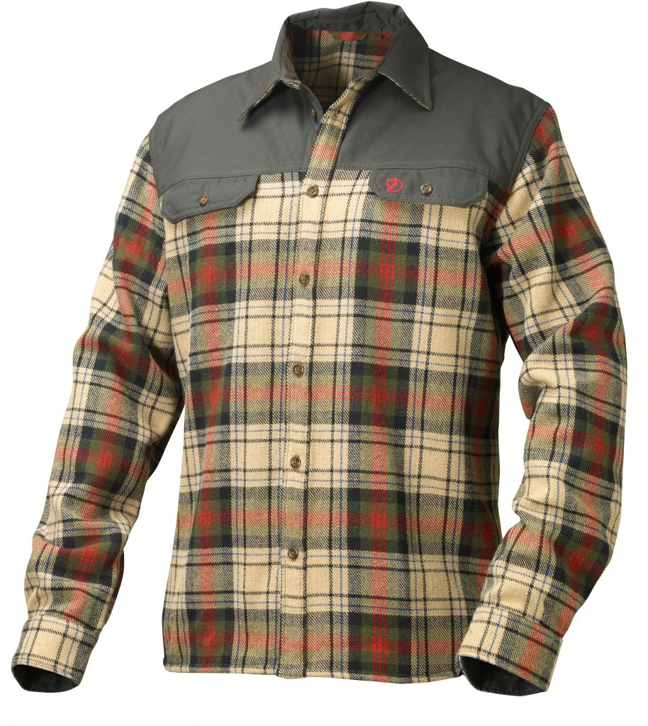 FjallRaven Granit Shirt Sand-30