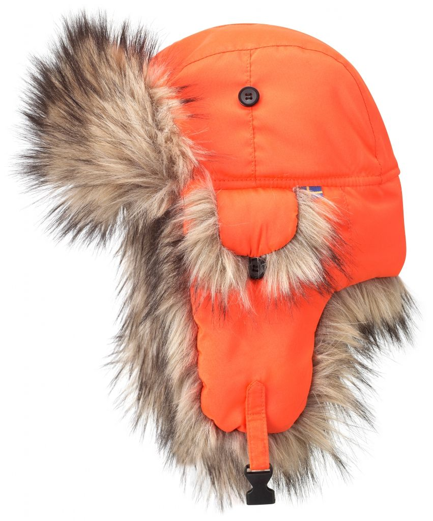 FjallRaven Winter Safety Heater Orange-30