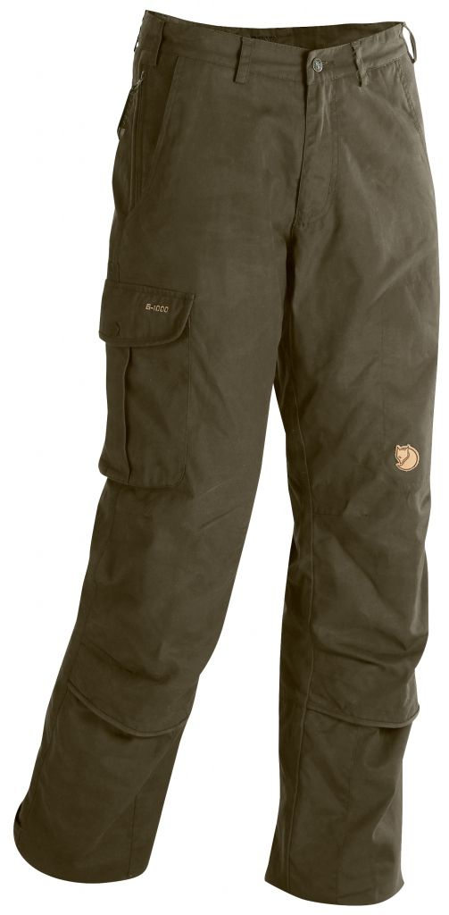 FjallRaven Mufflon Trousers Dark Olive-30