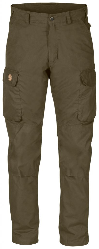 FjallRaven Brenner Winter Trousers Dark Olive-30