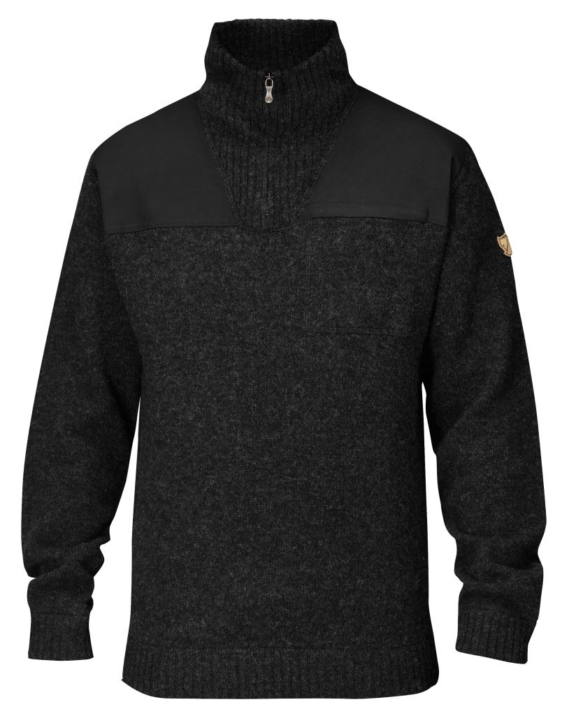 FjallRaven Älg Sweater Dark Grey-30