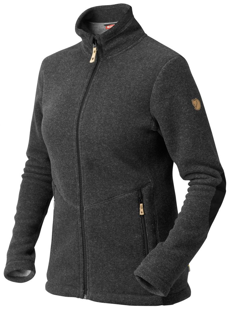 FjallRaven Alice Fleece Dark Grey-30