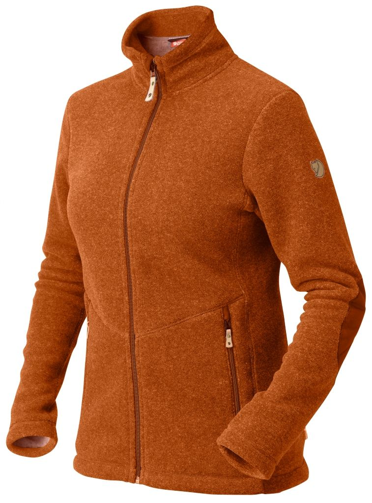 FjallRaven Alice Fleece Autumn Leaf-30