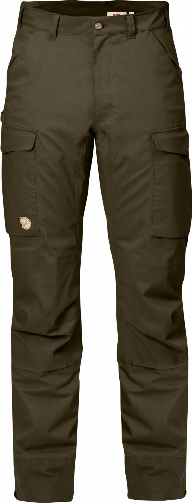 FjallRaven Varmland 3 in 1 Trousers Dark Olive-30