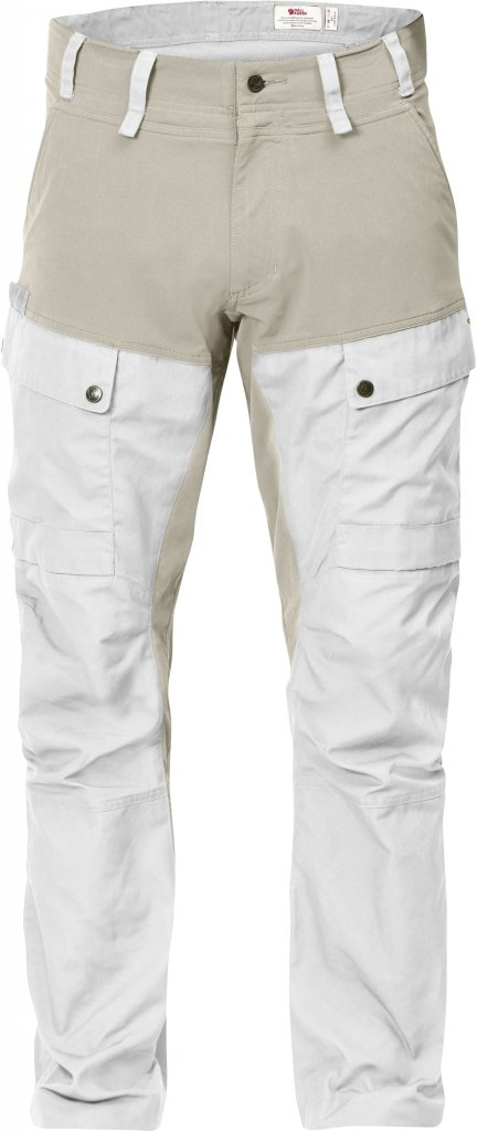 FjallRaven Lappland Hybrid Trousers Chalk White-30