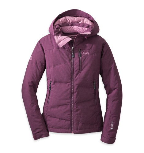 Outdoor Research Women´s Stormbound Jacket Orchid/Crocus-30